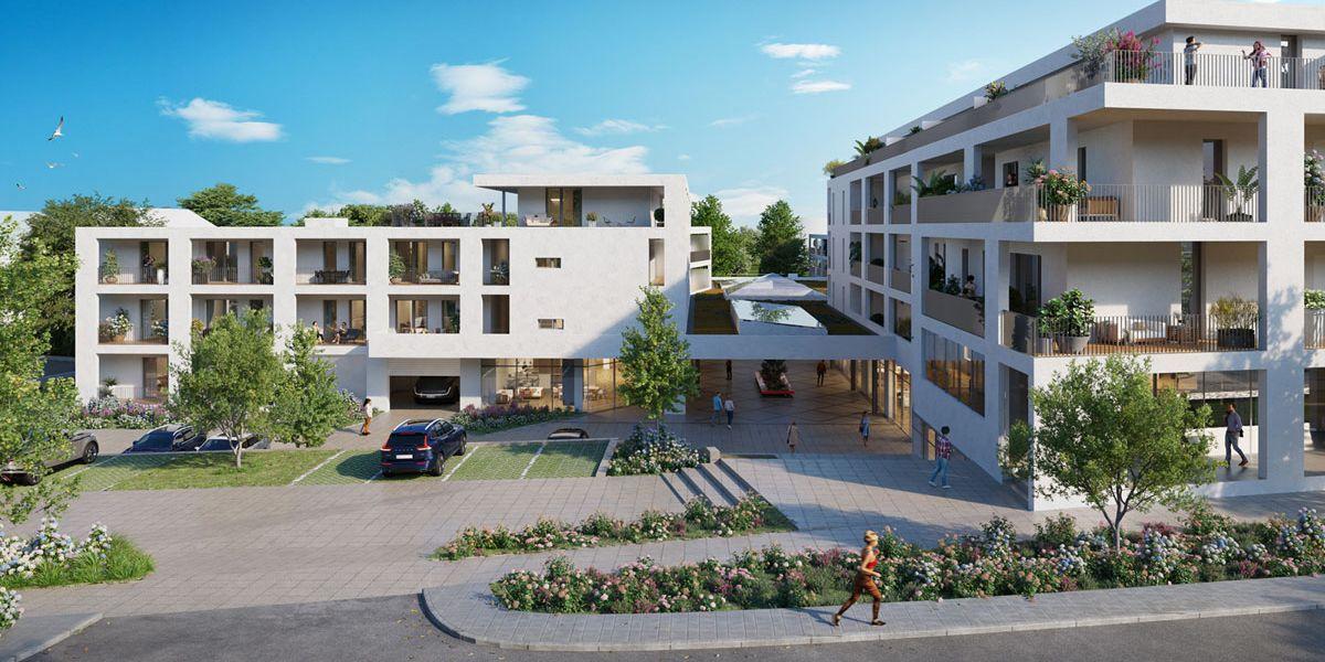 """""""Das Grazl"""": Wohnprojekt auf Gewerbegebiet"""