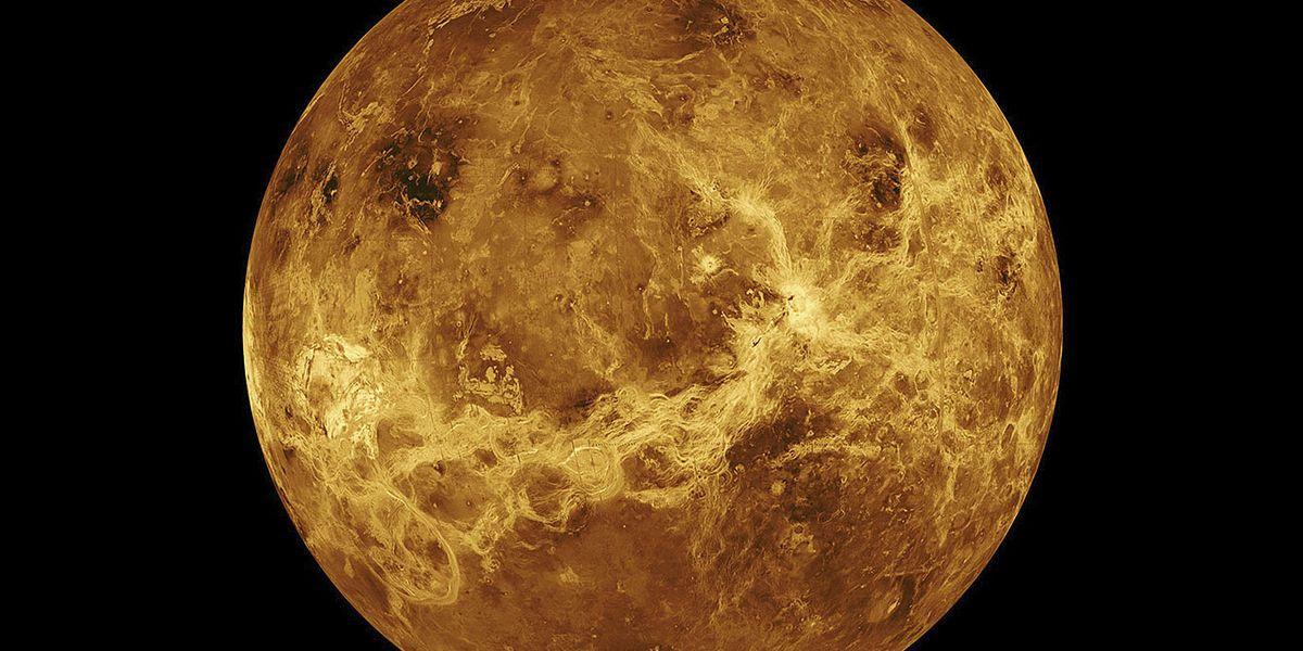 Vielleicht war die Venus immer schon eine Hölle