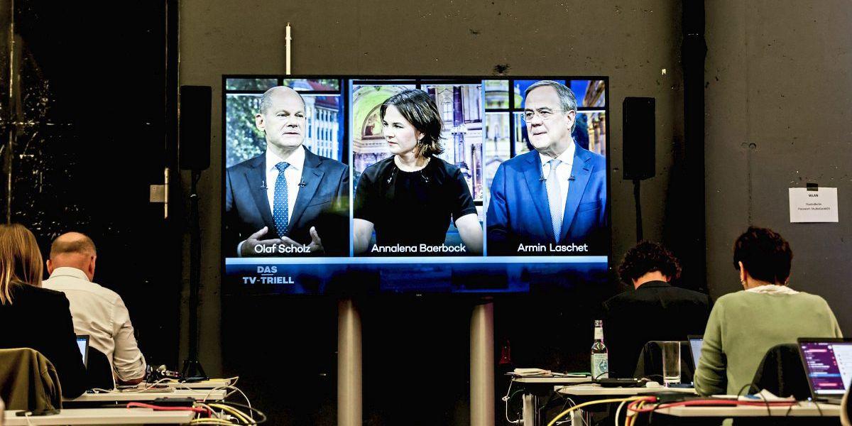 Scholz gewinnt auch das letzte TV-Triell vor der Wahl