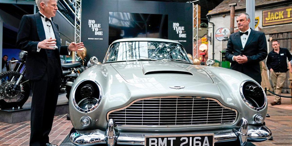 """""""Bond Cars"""": Gerüttelt, nicht geschürt"""