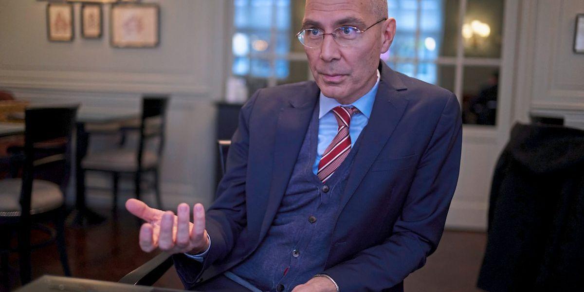 """Volker Türk: """"Die Vereinten Nationen können nicht immer nur das Pflaster sein"""""""