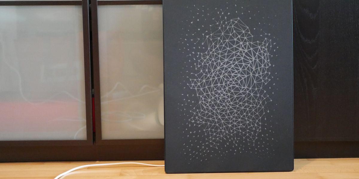 Ikea-Bilderrahmen Symfonisk: Ein Lautsprecher, den man an den Nagel hängen kann