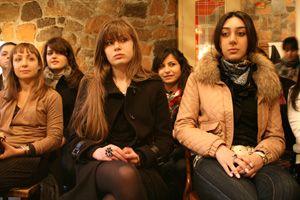 Wie sind armenische frauen