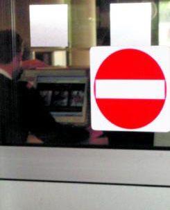 Pornos in der Passkontrolle am Wiener Flughafen
