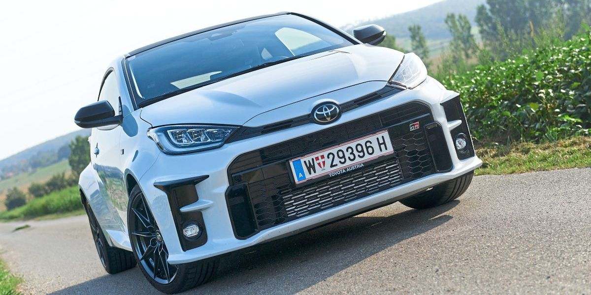 Toyota GR Yaris: Und täglich grüßt die Sonderprüfung