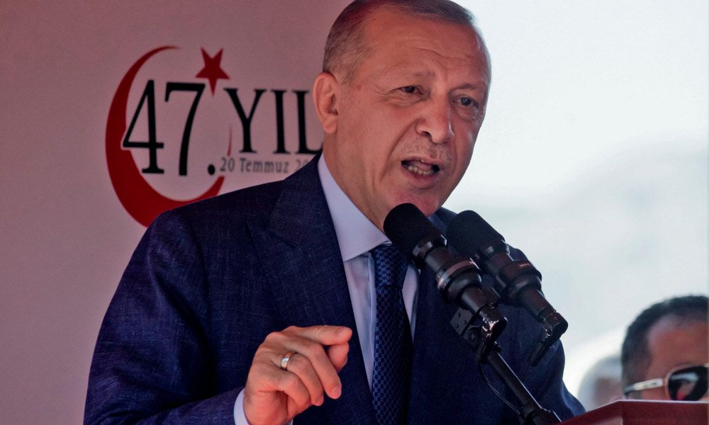 UN-Sicherheitsrat verurteilt Erdoğans Zypern-Pläne