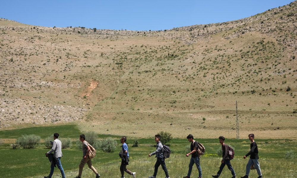 Türkei lehnt Flüchtlinge aus Afghanistan ab