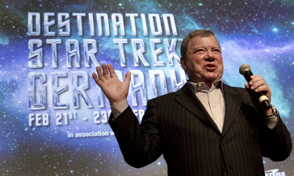Captain-Kirk-Darsteller William Shatner fliegt offenbar mit Jeff Bezos ins All