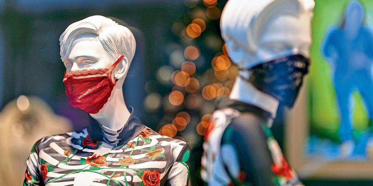 """Händler zu Maskenpflicht für Ungeimpfte: """"Vielen ist das Virus wurscht"""""""