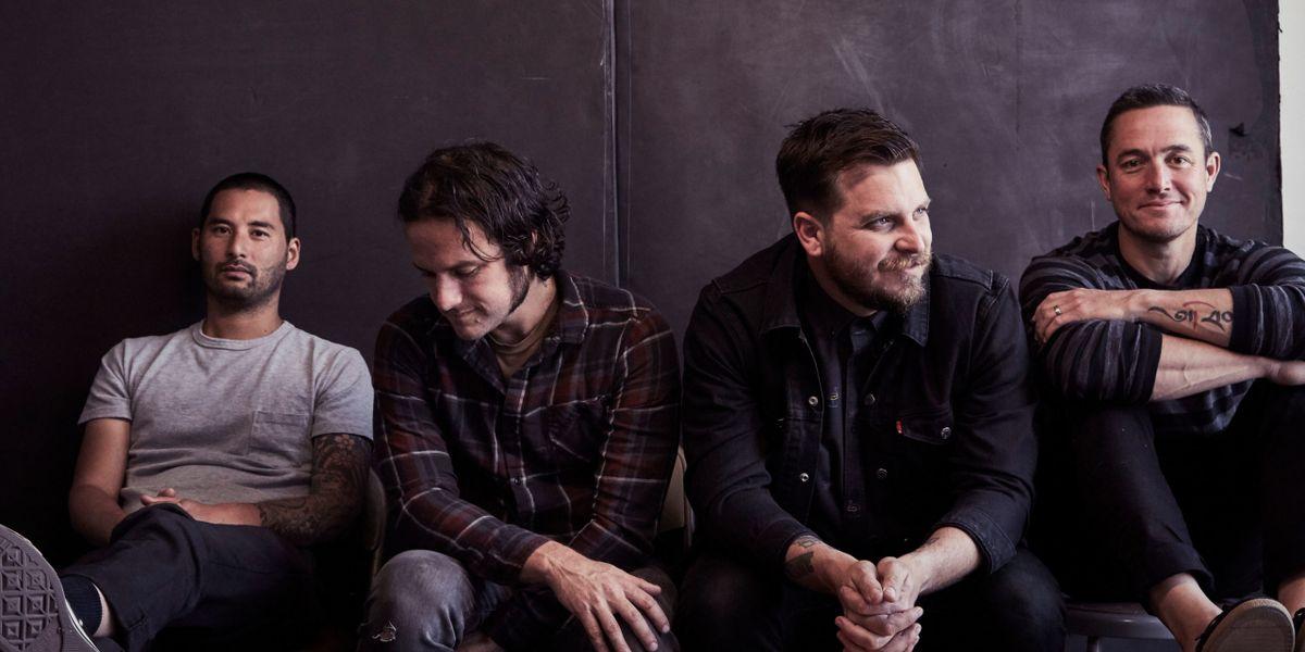 Die US-Band Thrice: Am Horizont kein Ende in Sicht