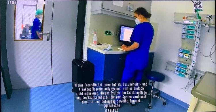 Joko & Klaas übernehmen mit Sieben-Stunden-Doku über Notstand der Pflege  ProSieben-Programm - ProSiebensat1Puls4 - derStandard.at › Etat