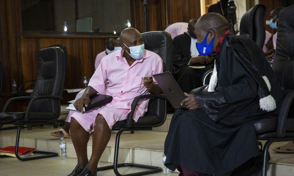 """Schuldspruch für """"Hotel Ruanda""""-Helden in Terrorismus-Verfahren"""