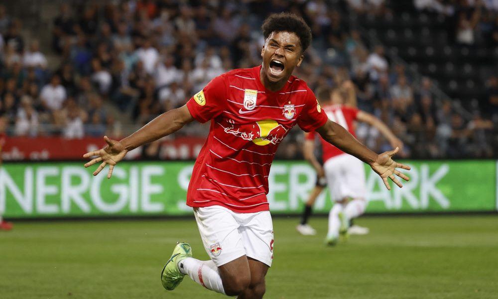 3:1 gegen Sturm: Salzburg setzt ein Zeichen
