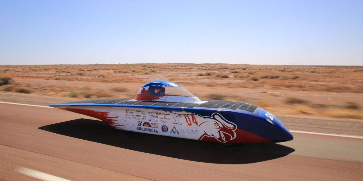 Solarautos: Der Traum vom Perpetuum mobile auf vier Rädern