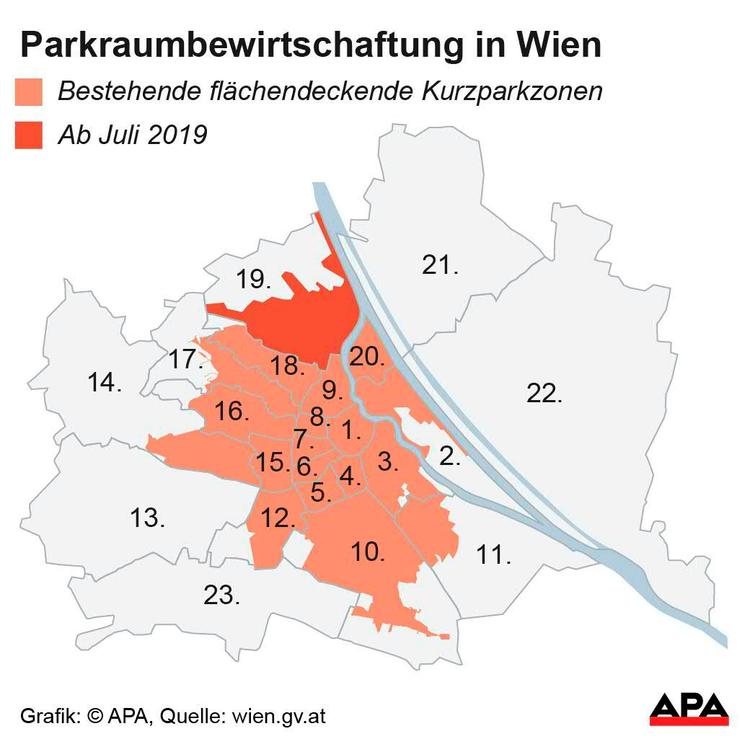 Bezirkschef Nevrivy Nur Wiener Sollen Kostenlos In Wien Parken Konnen Osterreich Derstandard De International