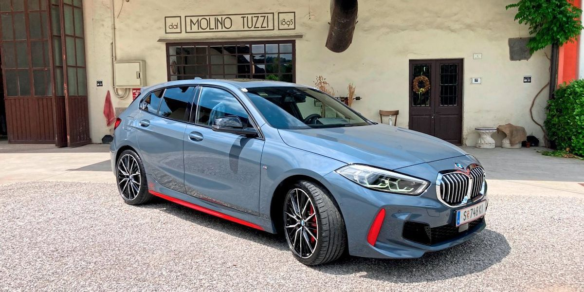 BMW 128ti und Volkswagen Golf GTI: Hier wird die Spaß-Frage gestellt
