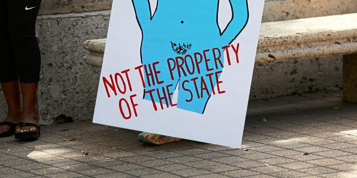 Über 50 Firmen protestieren gegen strenges Abtreibungsgesetz in Texas