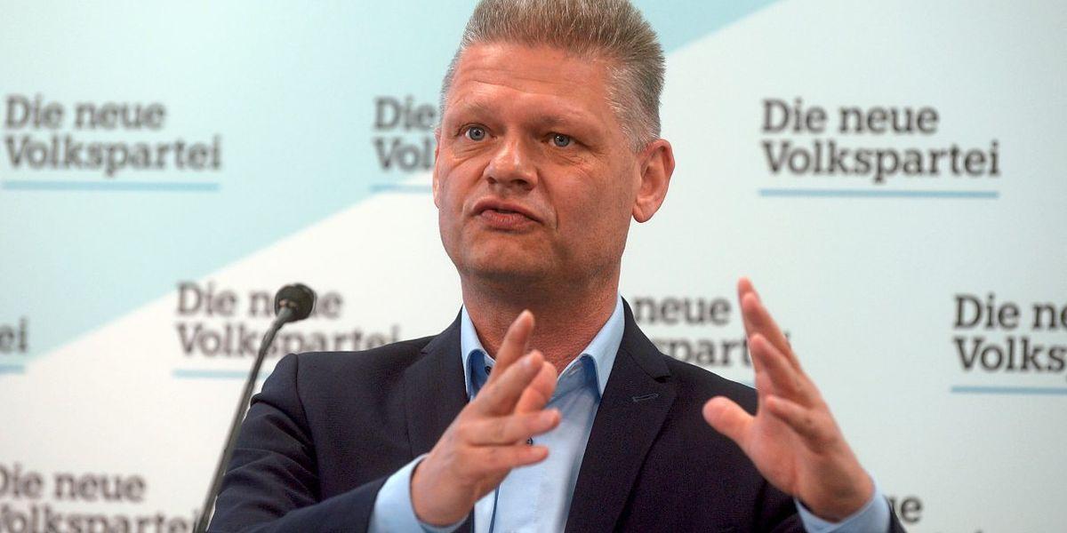 ÖVP-Mann Andreas Hanger attackiert die SPÖ