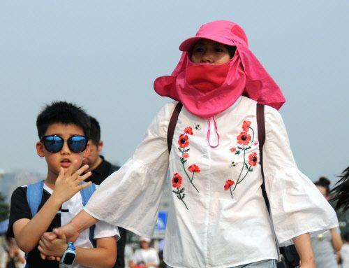 2020 war laut UN-Bericht das bisher heißeste Jahr in Asien