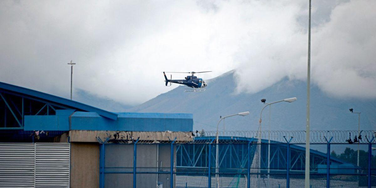 Schon 27 Tote bei Gefangenenmeuterei in Ecuador