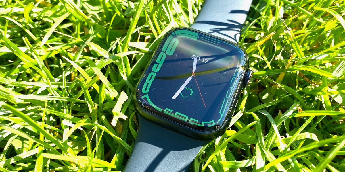 Apple Watch Series 7 im Test: Wunderschönes Display, weiterhin schwacher Akku