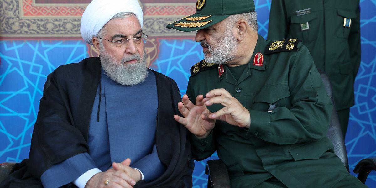 Iranische Revolutionsgarden warnen Westen vor Drohungen