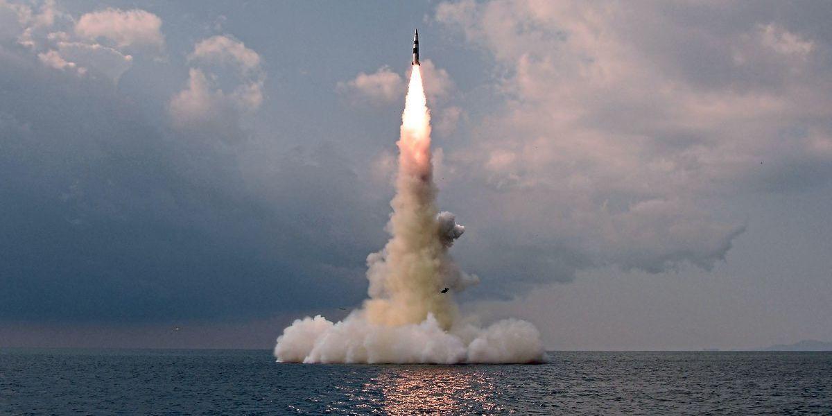Nordkorea testete laut eigenen Angaben erfolgreich eine U-Boot-Rakete