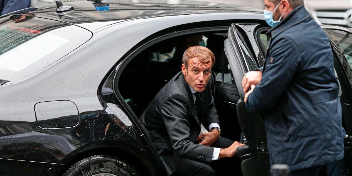 Frankreichs Präsident Macron will mehr Atomstrom in der EU