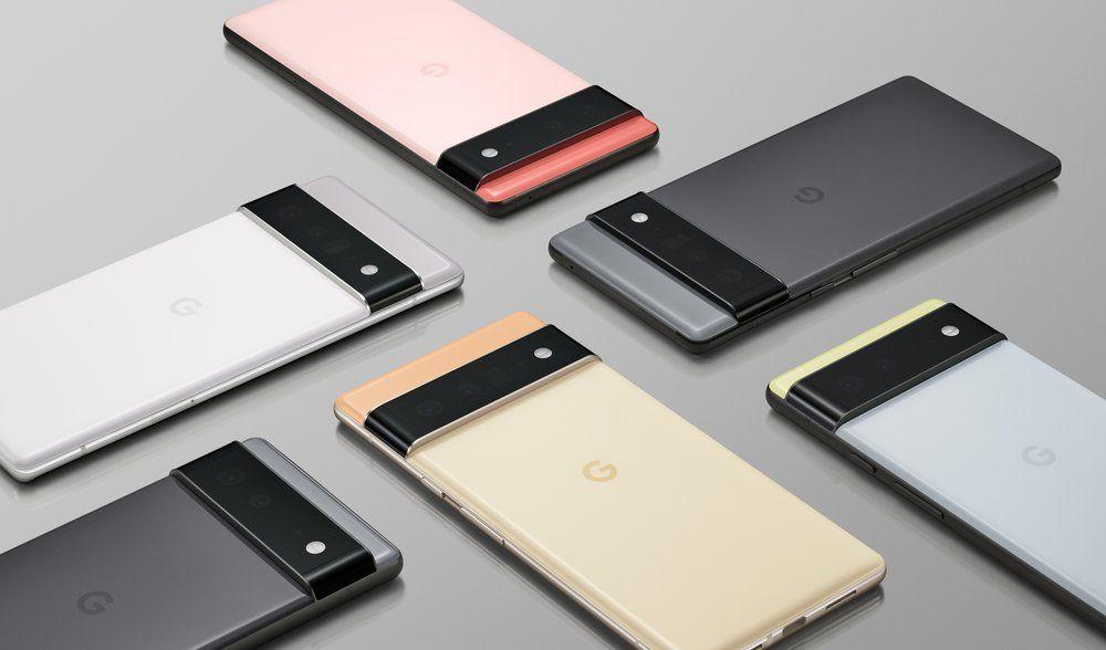 Google stellt überraschend Pixel 6 und Pixel 6 Pro mit eigenem Prozessor vor