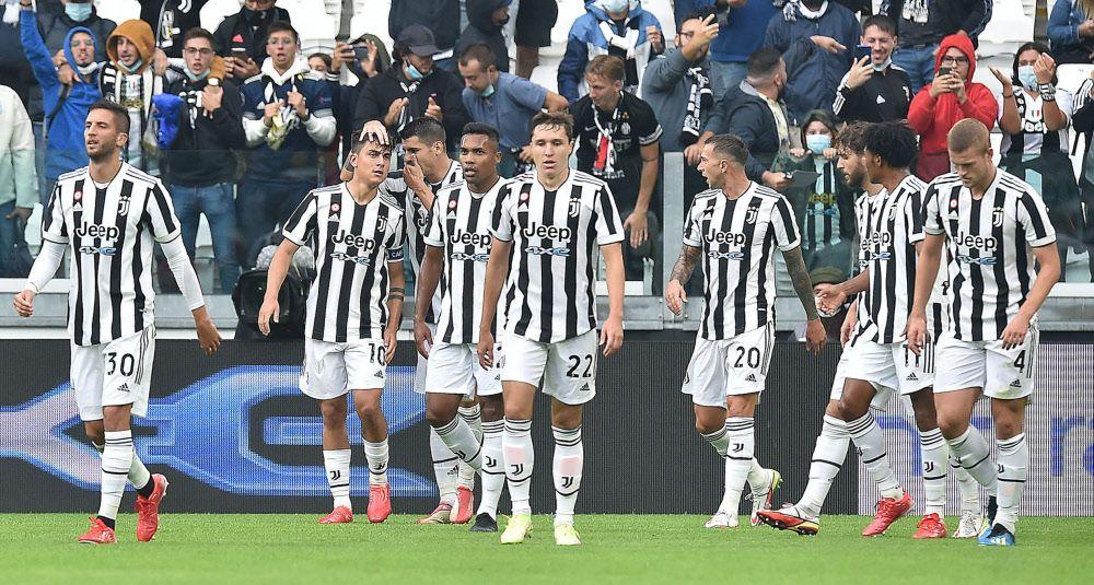 Juventus arbeitet sich in Serie A nach vorne