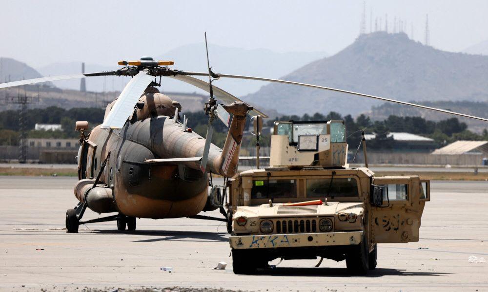 """US-Abzug aus Afghanistan """"nicht wirklich auf der Grundlage der Fakten"""""""