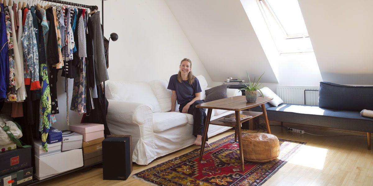 """DJane Hanna Bauer: """"Am Anfang hatte ich nur ein Bett und meine Turntables"""""""