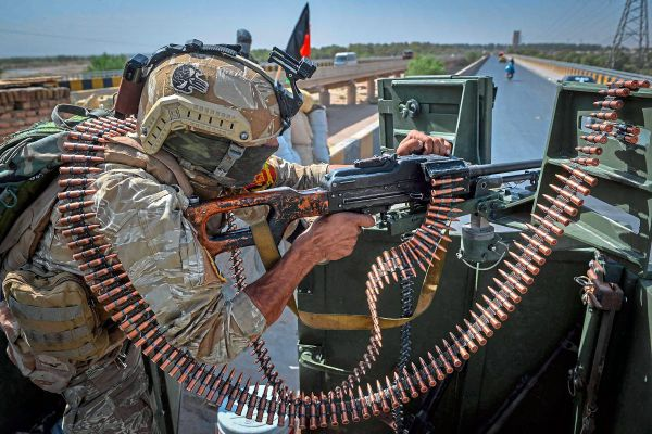 Foto: AFP/HOSHANG HASHIMI
