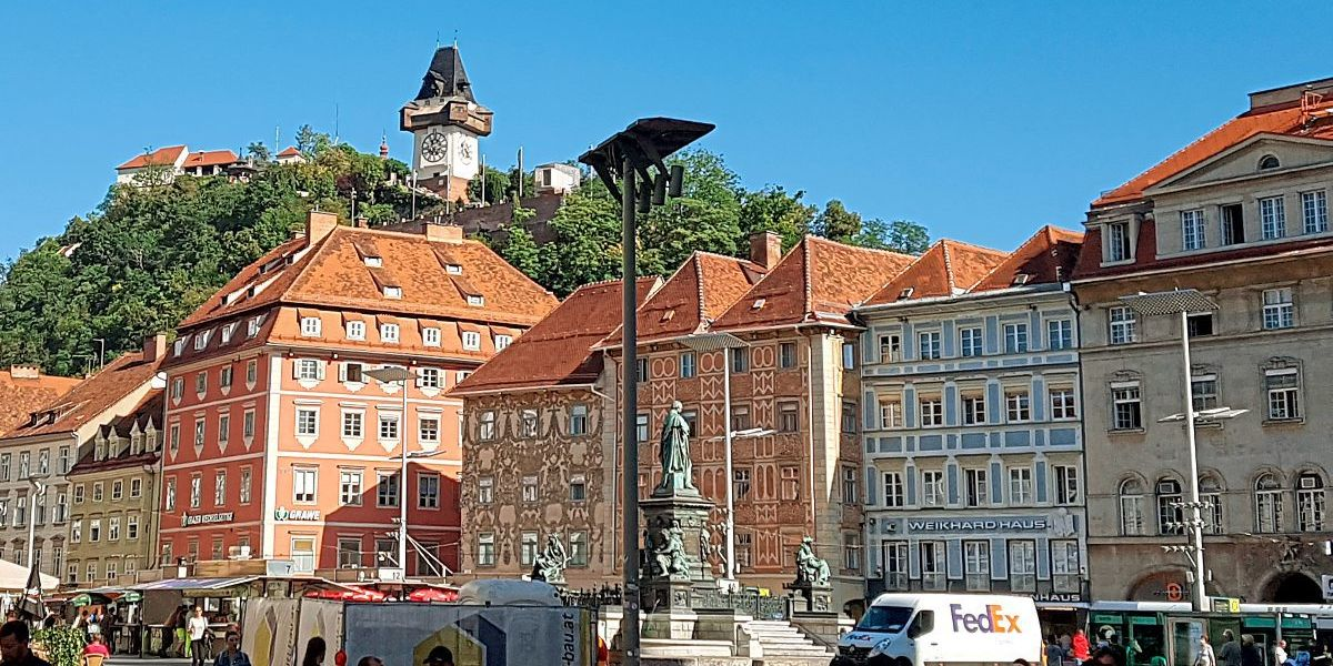 Die rote Zelle in Graz: Warum die KPÖ in der steirischen Hauptstadt Erfolg hat