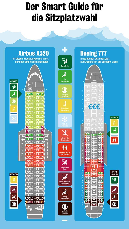 A320 beste sitzplätze air berlin Tipps: Die