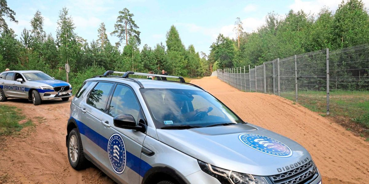 Frontex schickt zusätzliche Beamte an litauische Grenze