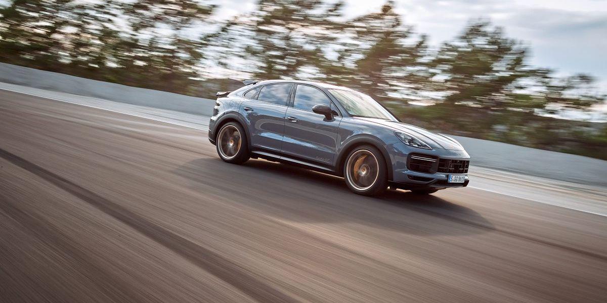 Porsche Cayenne Turbo GT: Herrlich währt am längsten