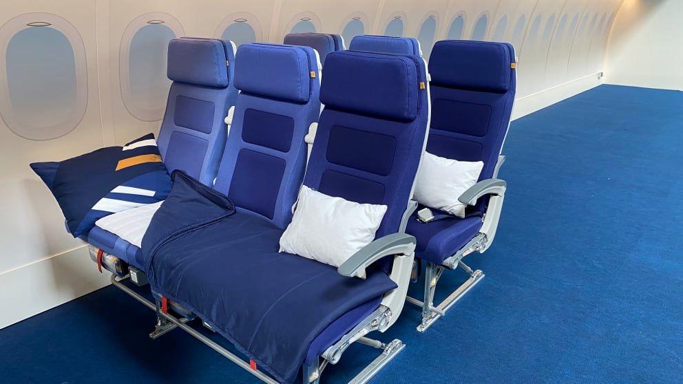 """Lufthansa bringt die """"Schlafreihe"""" auf weiteren Langstreckenflügen"""