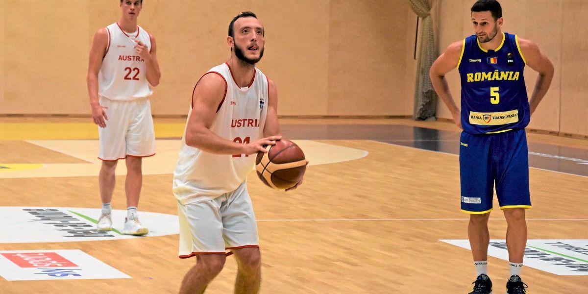 Zwei Österreicher in der NBA Summer League