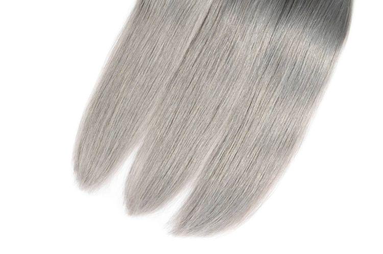 Haare 20 graue mit Graue Haare?