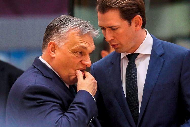 Wie viel Orbán steckt in Kurz? - ÖVP - derStandard.at › Inland