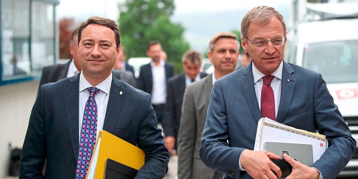 ÖVP-Vorstand in Oberösterreich einstimmig für Koalition mit FPÖ