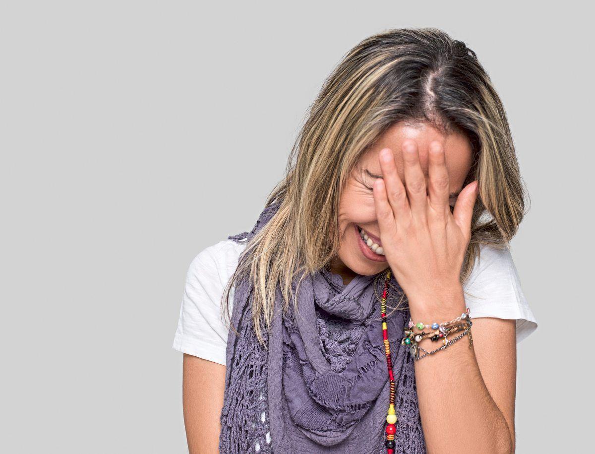Montagsfrage: Können Sie über sich selbst lachen