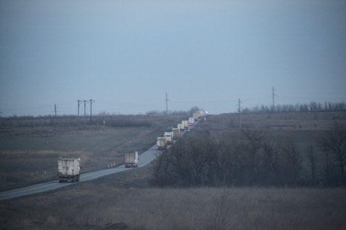 OSZE-Beobachter werden in der Ostukraine von Rebellen festgehalten