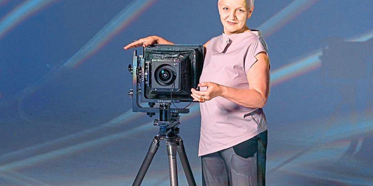 """Victoria Coeln: """"Die Kamera ist für mich wie eine andere Art von Auge"""""""