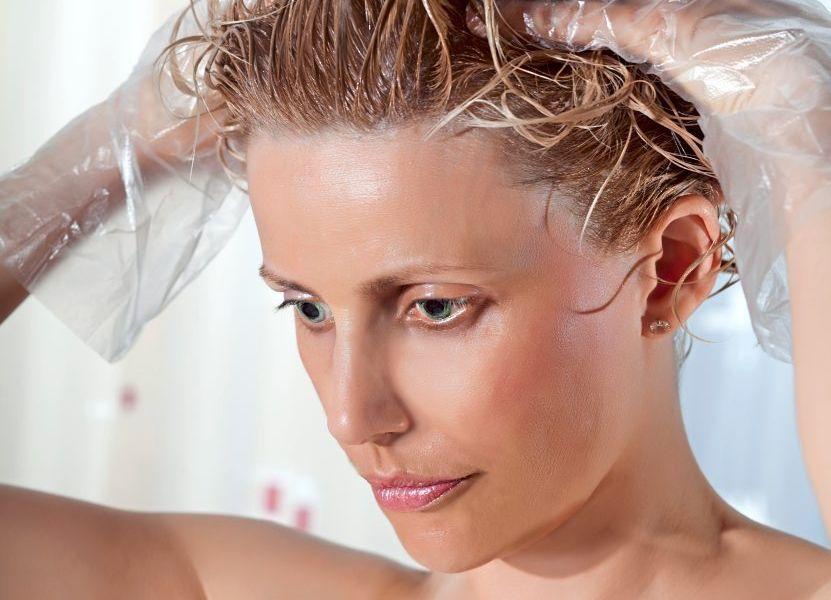 Haare chemo nach graue färben Wann kann