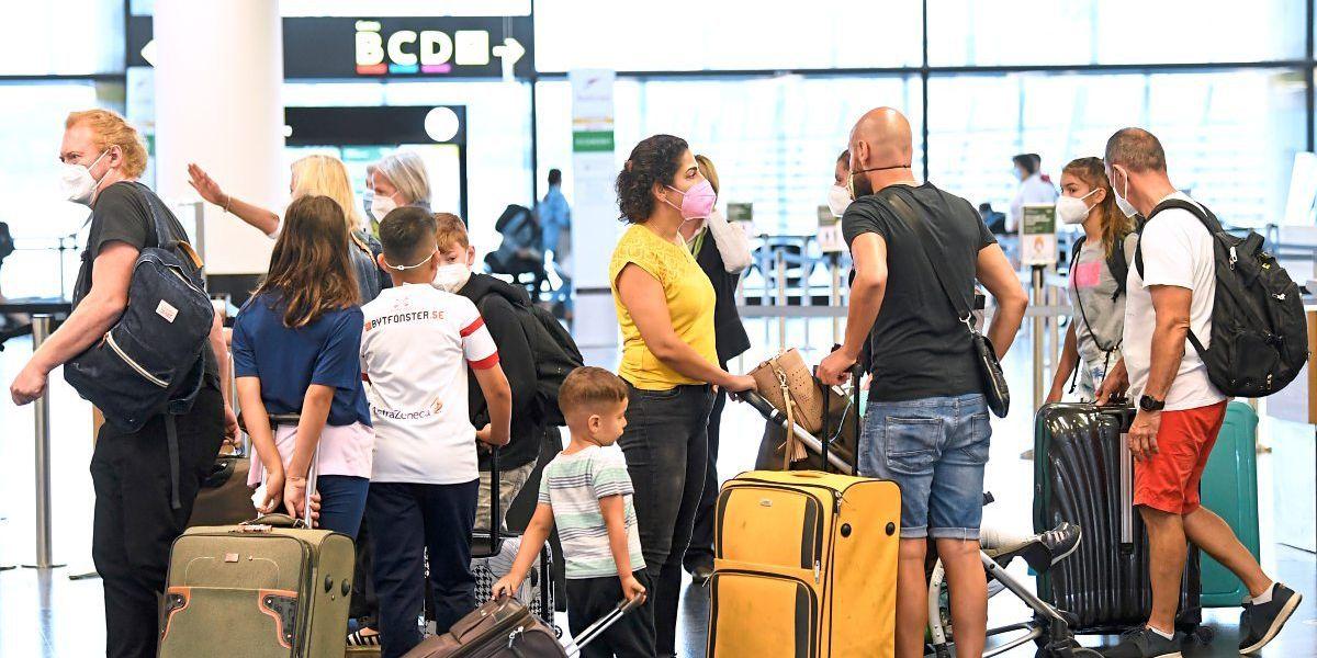 Seit heute sind PCR-Tests an Flughäfen verpflichtend vorzuweisen
