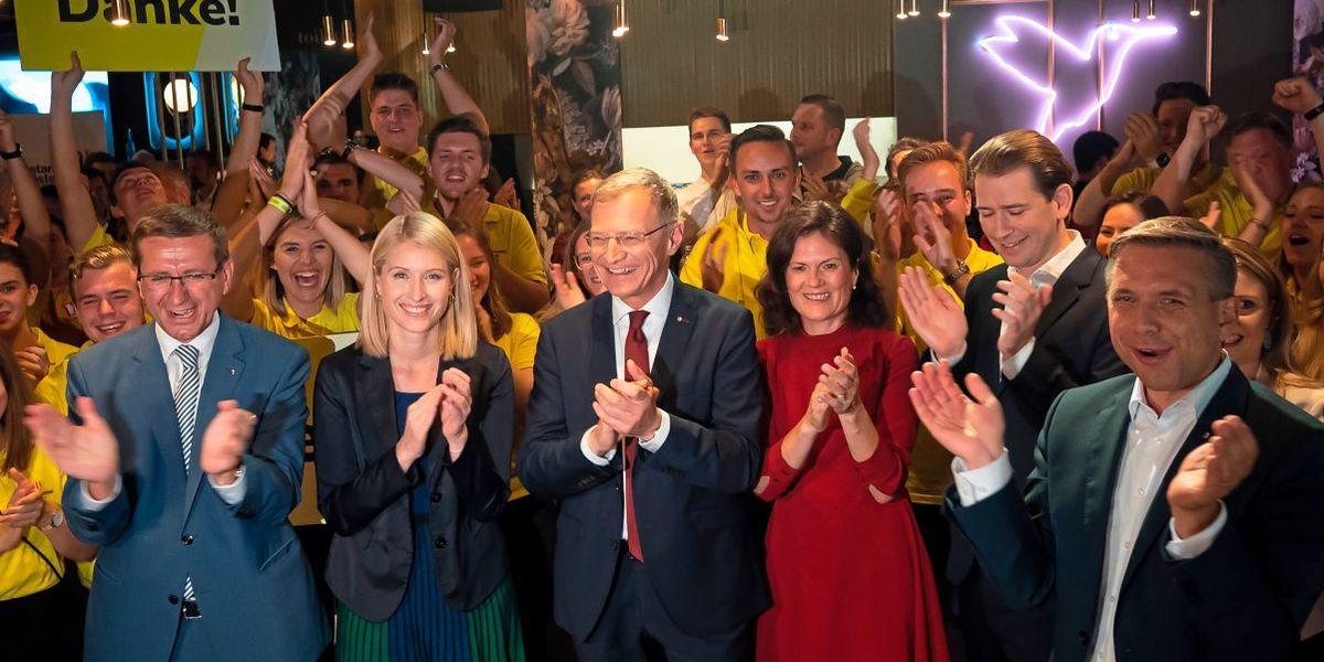 ÖVP-Sieg mit großem Vorsprung, doch den größten Erfolg verbuchen die Impfskeptiker