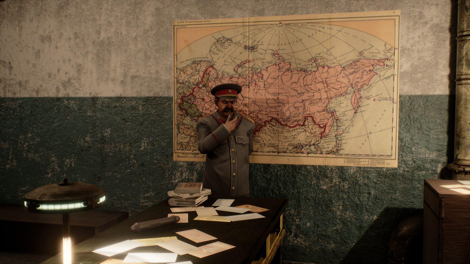 Sex with Stalin: Spiel lässt Diktator verführen und ihn