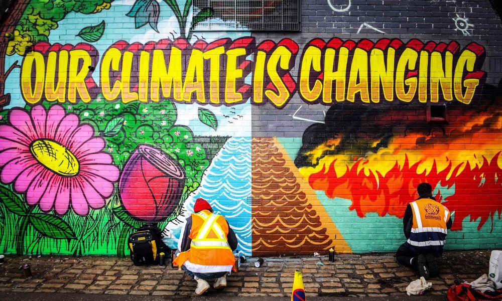 Plus 1,5 Grad, plus zwei Grad? Klimaschutzmaßnahmen reichen bei weitem nicht aus
